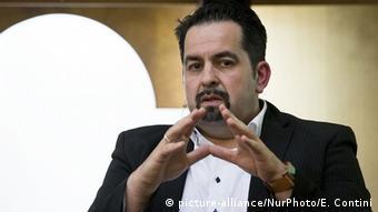 Deutschland - Aiman Mazyek, Vorsitzender Zentralrat Muslime (picture-alliance/NurPhoto/E. Contini)