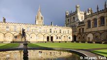 Universität Oxford Christ Church College