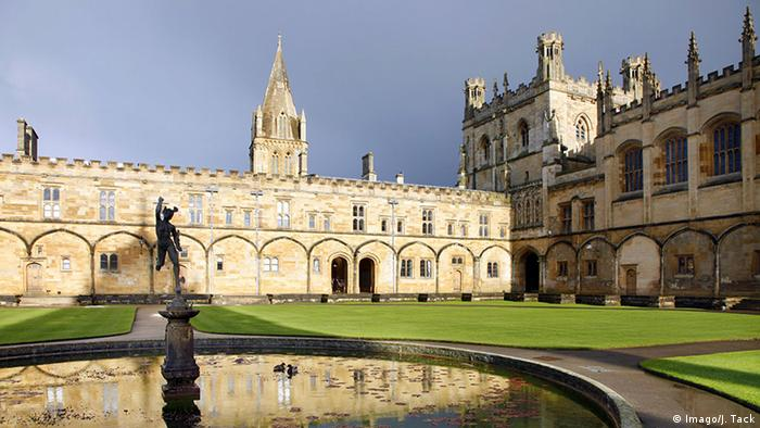 Universität Oxford Christ Church College (Imago/J. Tack)