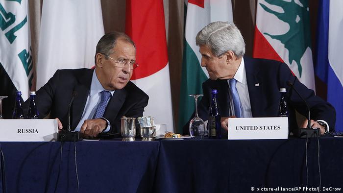 USA Treffen Syrien-Unterstützergruppe (picture-alliance/AP Photo/J. DeCrow)