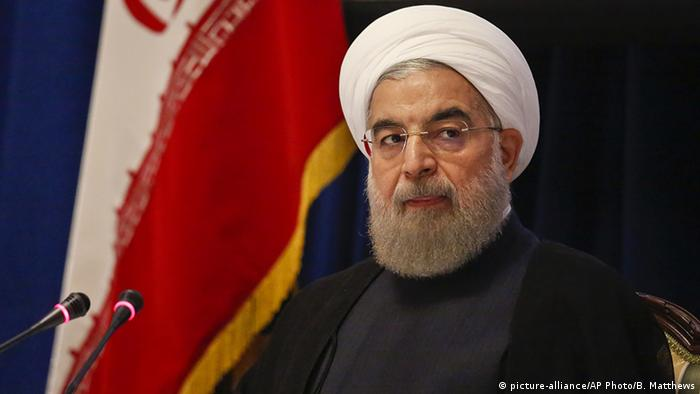USA PK Hassan Rohani (picture-alliance/AP Photo/B. Matthews)