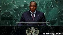 USA UN Generalversammlung New York Manuel Vicente