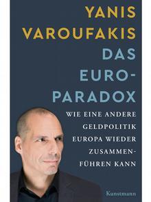 Το νέο βιβλίο του Γιάνη Βαρουφάκη στα γερμανικά
