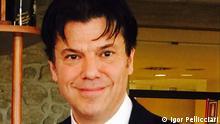 Italien Dr. Igor Pellicciari, Professor für Zeitgeschichte an der Universität Salento