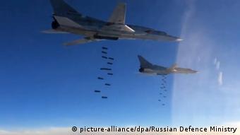 Российские ВКС в Сирии