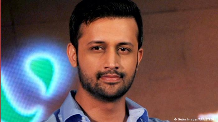 Sänger Atif Aslam (Getty Images/AFP/STRDEL)