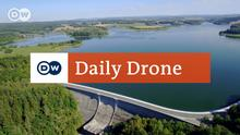 DW Daily Drone Talsperre Poehl