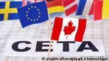 CETA Kanada EU Handelsabkommen