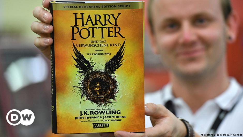 Harry Potter Is Germany S 2016 Top Seller Books Dw 21 12 2016