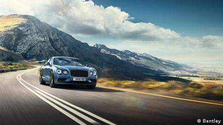 Pariser Autosalon 2016 Bentley (Bentley)