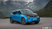 Beschreibung BMW i3 (94h) Copyright: BMW AG Frei zur Verwendung für Pressezwecke