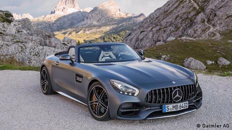 Pariser Autosalon 2016 Mercedes (Daimler AG)