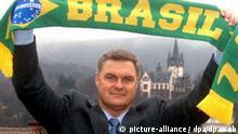 Der Bürgermeister von Königstein Siegfried Fricke