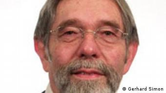 Portrait von Prof. Dr. Gerhard Simon (Foto: GErhard Simon)