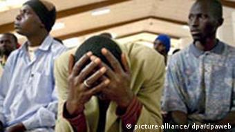 Abschiebung von Immigranten nach Senegal