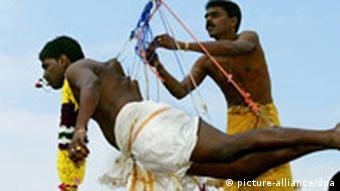 Schmerz im Hinduismus