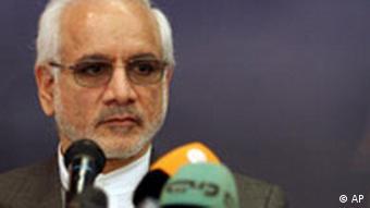 Iranian Vice President Reza Aghazadeh