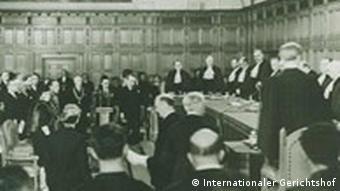 Internationaler Gerichtshof in Den Haag wird 60. Jahre alt