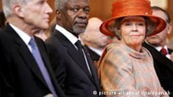 60 Jahre Internationaler Gerichtshof Den Haag