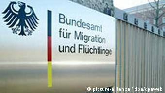 Bundesamt für Migration und Flüchtlinge (Quelle: DPA)