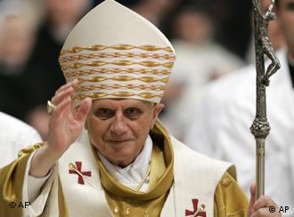 پاپائے روم Benedict شانزدہم