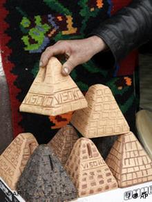 Piramide kao suvenir