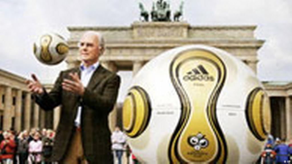 Germany′s Golden Boy Displays New Golden Balls | World Cup