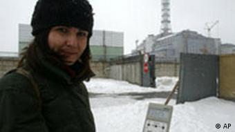 Tschernobyl Radioaktivität