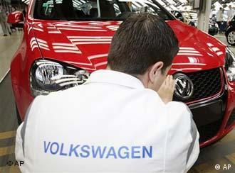 El saneamiento más grande de la historia de Volkswagen.