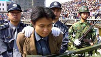 China Todesstrafe