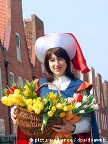 BdT Tulpenfest in Potsdam holländisches Viertel