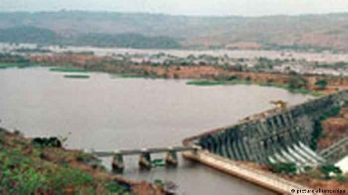 The Inga dams in DR Congo