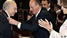 Cervantes Preis an Sergio Pitol