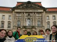 HeimatReise's founders graduated from Viadrina University