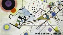 Guggenheim Ausstellung - Wassily Kandinsky