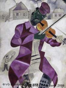 Guggenheim Ausstellung - Marc Chagall