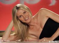 Heidi Klum: belleza alemana con éxito en todos los campos.