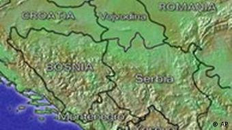 The western Balkans