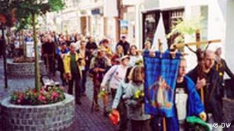 Wallfahrt Bonn Kevelaer 2005