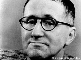 Brecht radically changed theater, both technically and politically