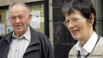 Hermann-Josef und Erika Geus
