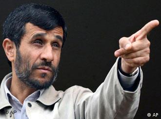 Mahmoud Ahmadinejad is notorious for his firebrand speeches