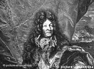 被誉为太阳王的路易十四