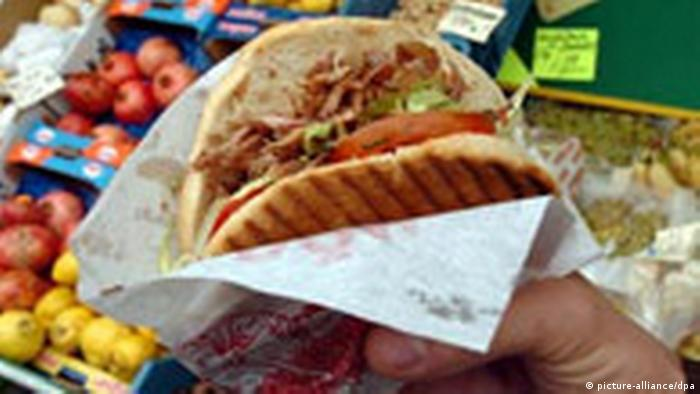 Standard Edition Doner Kebab Kebab Man Kebab Pita Bread EVOLUTION T-SHIRT S-XXXL
