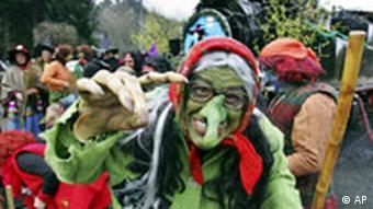 BDT Walpurgisnacht im Harz