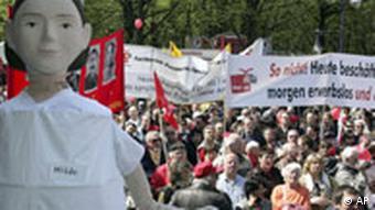 Gewerkschaften, Tag der Arbeit, 1. Mai