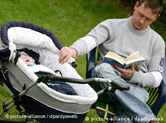 The EU may force fathers to take time off work