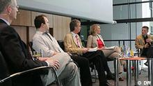 Diskussionsveranstaltung Dialog der Welt Zum Internationalen Tag der Pressefreiheit in der DW