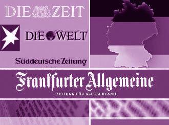 Немецкая печать