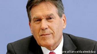 German Economics Minister Michael Glos